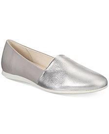 Ecco Touch Ballerina 2.0 Slip-On Flats