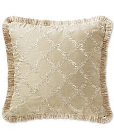 "Annalise  18"" Square Decorative Pillow"