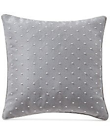 "Waterford Farrah  14"" x 14"" Square Decorative Pillow"