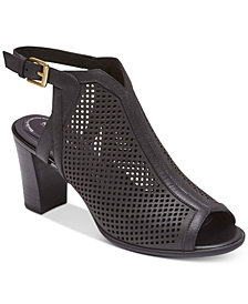 Rockport Trixie Perforated Shooties