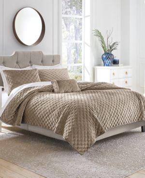 Croscill Carissa Velvet Full/Queen Quilt Bedding 5770495