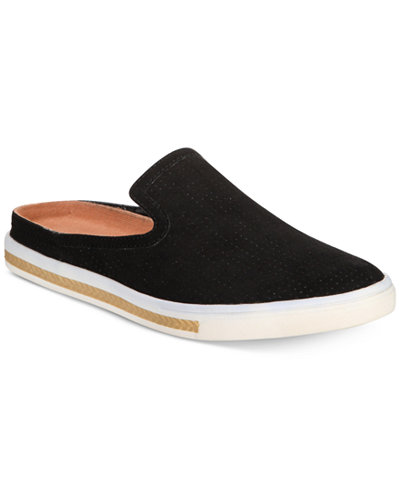 American Rag Emmaline Perforated Slip-On Sneakers, Created for Macy's