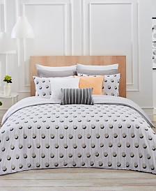 Lacoste Fontan Full/Queen 3-Pc. Comforter Set