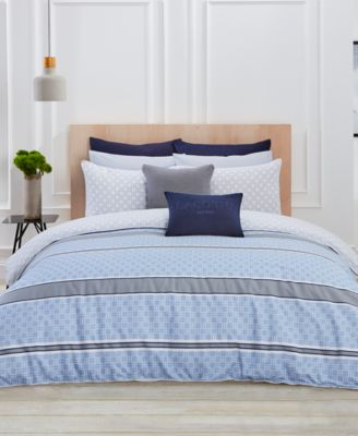 Vence Blue 2-Pc. Twin/Twin XL Duvet Cover Set