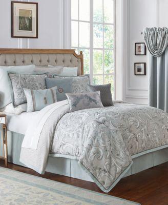 Reversible Farrah 4-Pc. Queen Comforter Set