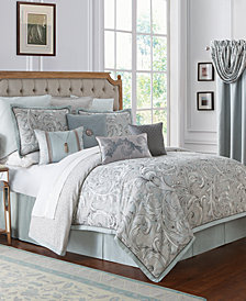 Waterford Reversible Farrah 4-Pc. California King Comforter Set