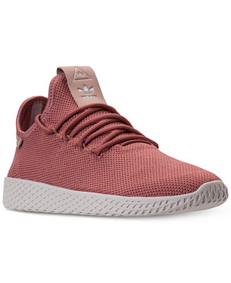 9c6bb435cee87 adidas. Women s Originals Pharrell Williams Tennis HU Casual Sneakers from  Finish Line