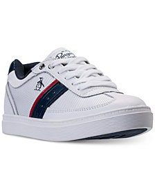 Original Penguin Boys' Dennison Casual Sneakers from Finish Line