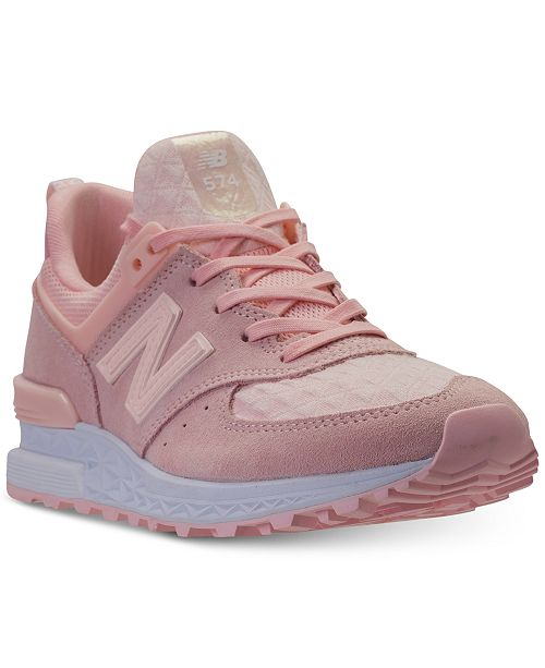 d6ac248900ec8 New Balance Women s 574 Sport Casual Sneakers from Finish Line ...