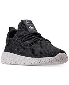 adidas Toddler Boys' Originals Pharrell Williams Tennis HU Casual Sneakers from Finish Line