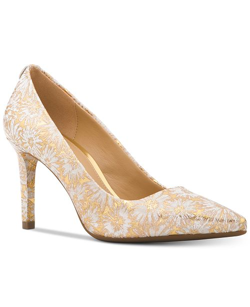922b648bf Michael Kors Dorothy Pumps   Reviews - Pumps - Shoes - Macy s