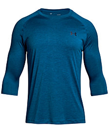 Under Armour Men's Tech 3/4 Sleeve T-Shirt