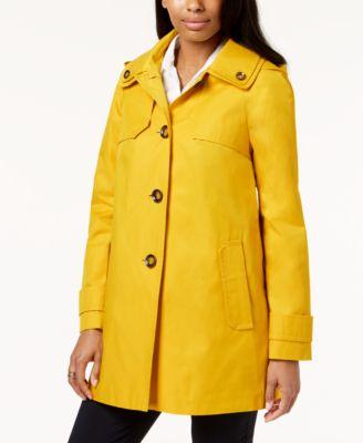 Ankle Length Rain Coat