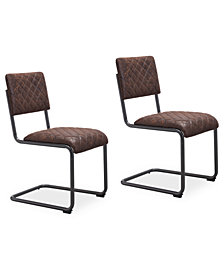 Tycen Dining Chair (Set Of 2), Quick Ship