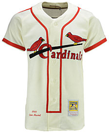 Mitchell & Ness Men's Stan Musial St. Louis Cardinals Authentic Jersey