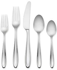 Lenox Cantera 65-Pc. 18/10 Stainless Steel Flatware Set, Service for 12