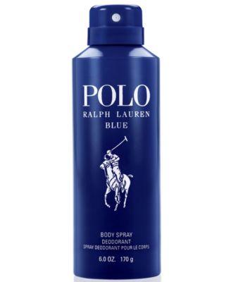 Men's Polo Blue Body Spray, 6 oz.