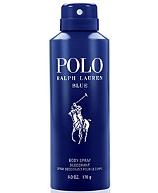 Men's Polo Blue Body Spray, 6 oz.