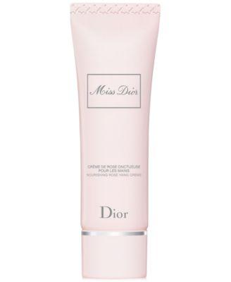 Miss Dior Nourishing Rose Hand Creme, 1.7-oz.