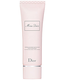 Dior Miss Dior Nourishing Rose Hand Creme, 1.7-oz.