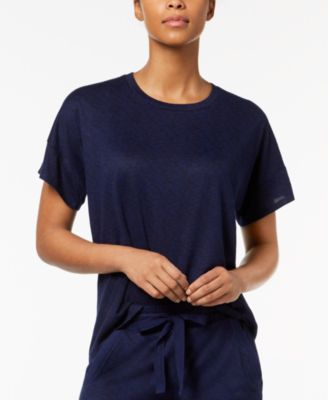 Whisperluxe Oversized Pajama Top