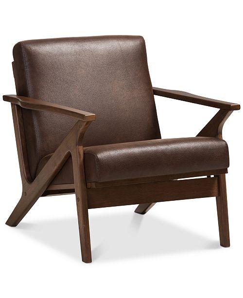 Furniture Wynola Lounge Chair, Quick Ship