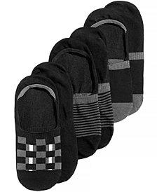 Bar III Men's No-Show Liner Socks, Created for Macy's, 3-Pack