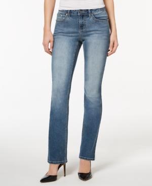 Earl Jeans FloralPocket Bootcut Jeans