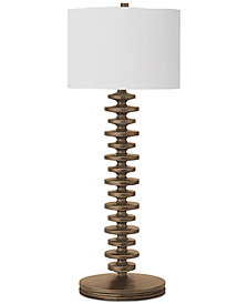 Regina Andrew Design Fishbone Buffet Table Lamp