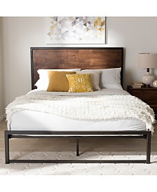 Delroi Bed Collection, Quick Ship