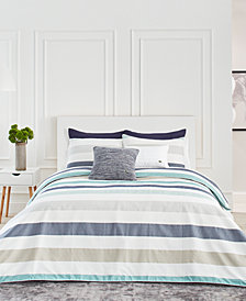 Lacoste Home Bailleul King Duvet Cover Set