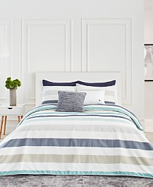 Lacoste Bailleul Bedding Collection, 100% Cotton