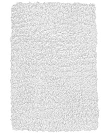 "Soft Twist™ 17"" x 24"" Waterproof Memory Foam Bath Rug"