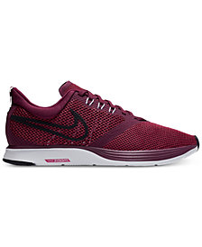 Nike Women's Zoom Strike Running Sneakers from Finish Line
