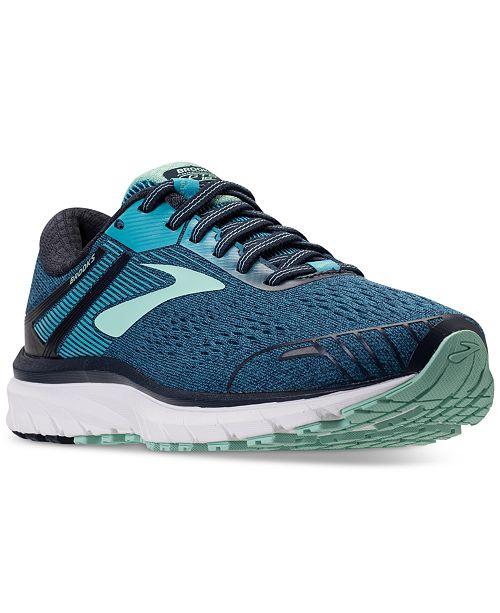d953ac6ee20 ... Brooks Women s Adrenaline GTS 18 Wide Width Running Sneakers from Finish  Line ...