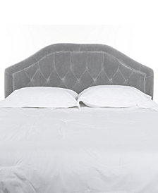Graysen Adjustable King/California King Headboard, Quick Ship