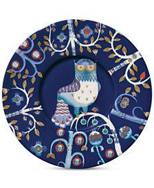 Iittala Taika Blue Tea Saucer