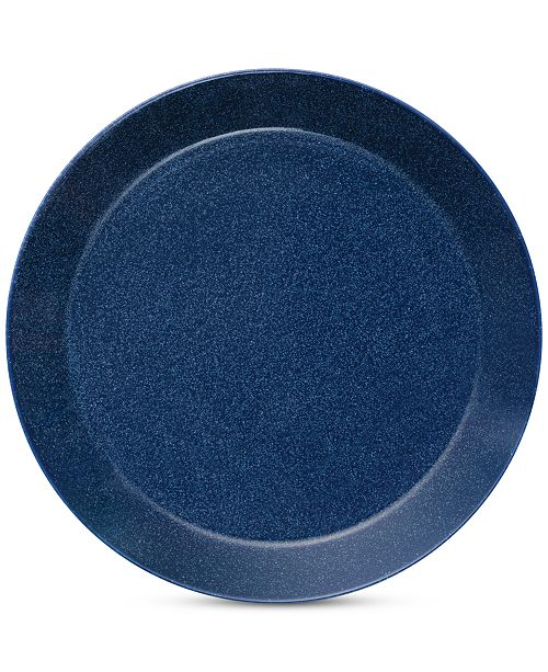 iittala Teema Dotted Blue Dinner Plate