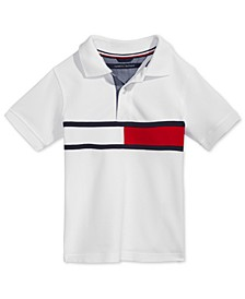 Toddler Boys Logo Polo
