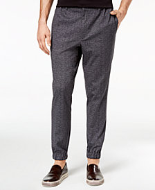 Alfani Men's Knit Jogger Pants, Created for Macy's