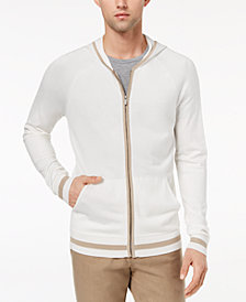 Ryan Seacrest Distinction™ Men's Slim-Fit Full-Zip Hoodie, Created for Macy's