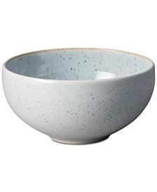 Denby Studio Blue Pebble Ramen/Large Noodle Bowl