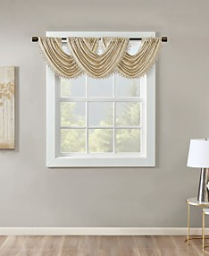 Wondrous Kitchen Curtains Macys Home Interior And Landscaping Thycampuscom