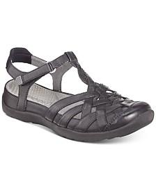 Baretraps Florrie Rebound Technology™ Flat Sandals, Created for Macy's