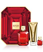 Michael Kors 3-Pc. Sexy Ruby Deluxe 3-pc Gift Set