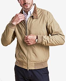 Barbour Men's Royston Full-Zip Jacket