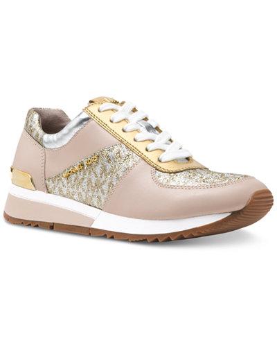 Michael Kors Tennis Shoes At Macys