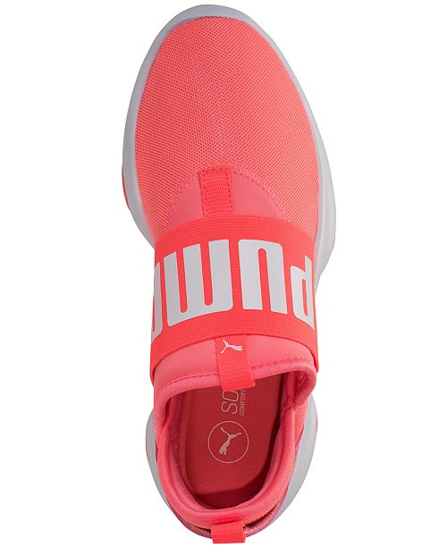 78f38e81ca40 Puma Women s Dare Slip-On Casual Sneakers from Finish Line   Reviews ...