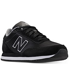 Men's 501 Casual Sneakers from Finish Line