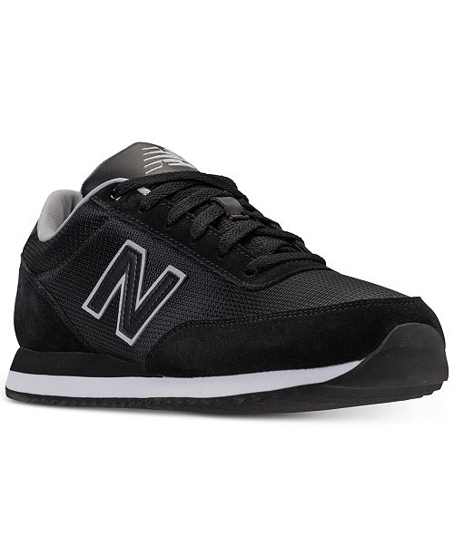 newest a23ee 15c8b ... New Balance Men s 501 Casual Sneakers from Finish ...